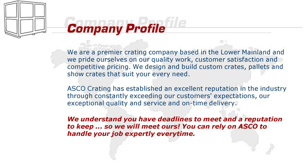 Company Profile Examples About Us ...